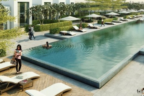 Продажа квартиры в Dubai Creek Harbour (The Lagoons), Дубай, ОАЭ 2 спальни, 97м2, № 1463 - фото 7