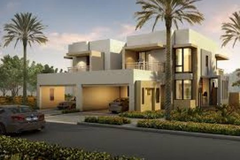 Продажа таунхауса в Дубай Хилс Эстейт, Дубай, ОАЭ 3 спальни, 210м2, № 1512 - фото 2