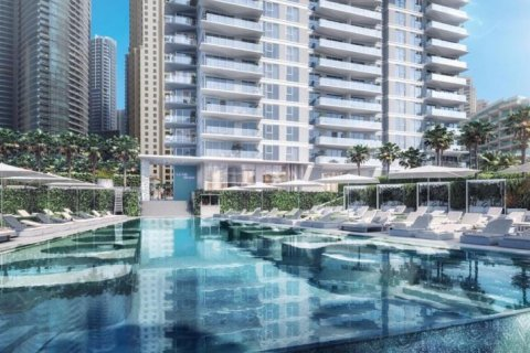 Продажа квартиры в Джумейра Бич Резиденс, Дубай, ОАЭ 3 спальни, 195м2, № 1396 - фото 3