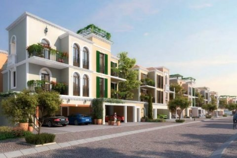 Продажа таунхауса в Джумейре, Дубай, ОАЭ 3 спальни, 344м2, № 1437 - фото 6