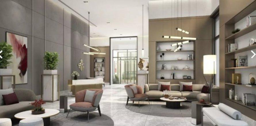 Квартира в Даунтауне Дубая, Дубай, ОАЭ 3 спальни, 125м2, №1516