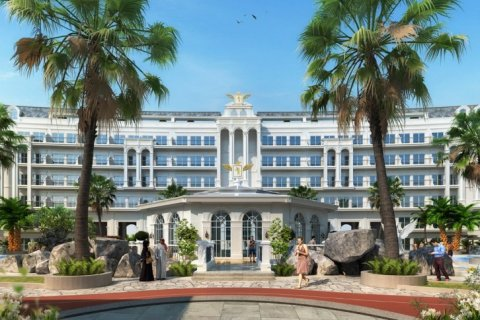 Продажа квартиры в Arjan, Дубай, ОАЭ 95 спален, № 1385 - фото 1