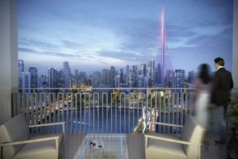 Продажа квартиры в Dubai Creek Harbour (The Lagoons), Дубай, ОАЭ 2 спальни, 115м2, № 1429 - фото 1
