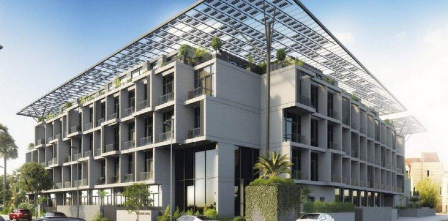 Квартира в Джумейра Вилладж Серкл, Дубай, ОАЭ 1 спальня, 90м2, №1439