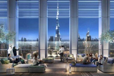 Продажа квартиры в Даунтауне Дубая, Дубай, ОАЭ 1 спальня, 78м2, № 1541 - фото 15