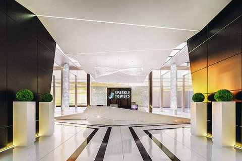 Продажа квартиры в Дубай Марине, Дубай, ОАЭ 3 спальни, 185м2, № 1474 - фото 1