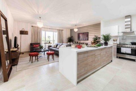 Продажа квартиры в Джумейра Гольф Эстейтс, Дубай, ОАЭ 3 спальни, 180м2, № 1461 - фото 4