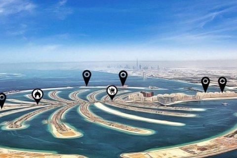 Продажа пентхауса в Пальме Джумейре, Дубай, ОАЭ 3 спальни, 386м2, № 1545 - фото 4