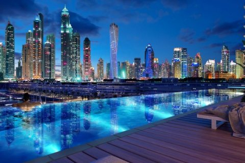 Продажа квартиры в Dubai Harbour, Дубай, ОАЭ 1 спальня, 75м2, № 1433 - фото 1