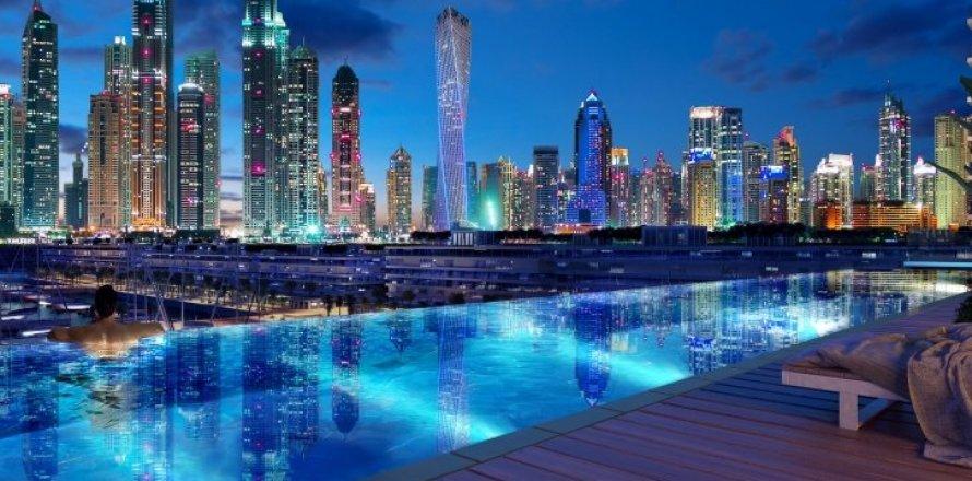 Квартира в Dubai Harbour, Дубай, ОАЭ 1 спальня, 75м2, №1433