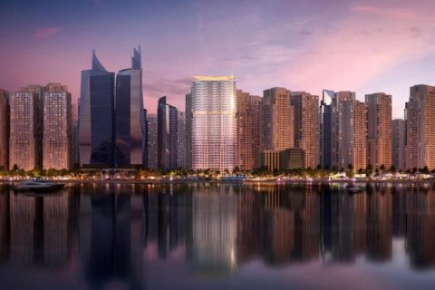 Продажа квартиры в Джумейра Бич Резиденс, Дубай, ОАЭ 3 спальни, 195м2, № 1396 - фото 9