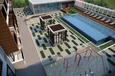 Продажа квартиры в Arjan, Дубай, ОАЭ 1 спальня, 65м2, № 1562 - фото 4