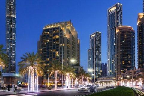 Продажа квартиры в Даунтауне Дубая, Дубай, ОАЭ 1 спальня, 78м2, № 1541 - фото 10