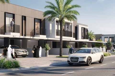 Продажа таунхауса в Dubai South (Dubai World Central), Дубай, ОАЭ 4 спальни, 236м2, № 1402 - фото 15