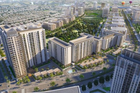 Продажа квартиры в Дубай Хилс Эстейт, Дубай, ОАЭ 3 спальни, 147м2, № 1576 - фото 10