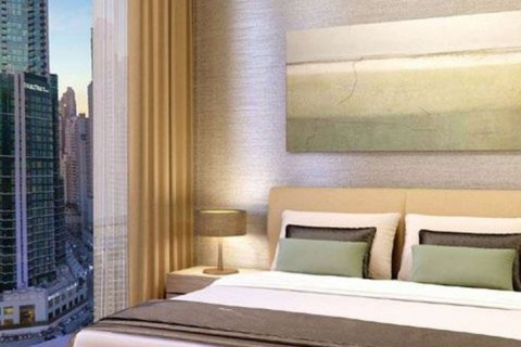 Продажа квартиры в Дубай Марине, Дубай, ОАЭ 1 спальня, 65м2, № 1411 - фото 6