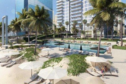 Продажа квартиры в Джумейра Бич Резиденс, Дубай, ОАЭ 3 спальни, 195м2, № 1396 - фото 4