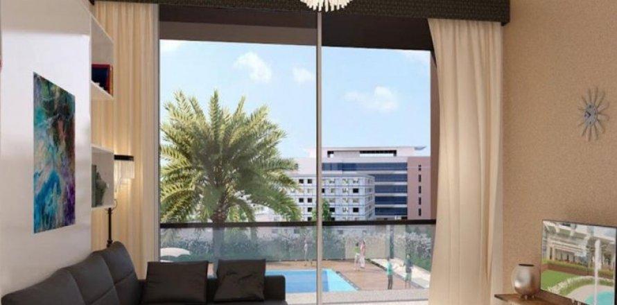 Квартира в Arjan, Дубай, ОАЭ 2 спальни, 107м2, №1566
