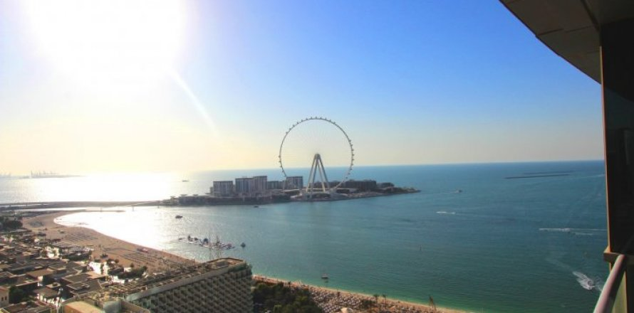 Квартира в Дубай Марине, Дубай, ОАЭ 3 спальни, 208м2, №1686