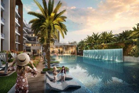 Продажа квартиры в Джумейра Вилладж Серкл, Дубай, ОАЭ 41м2, № 1538 - фото 3