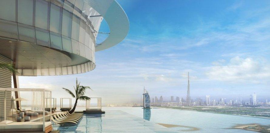 Квартира в Пальме Джумейре, Дубай, ОАЭ 2 спальни, 205м2, №1459