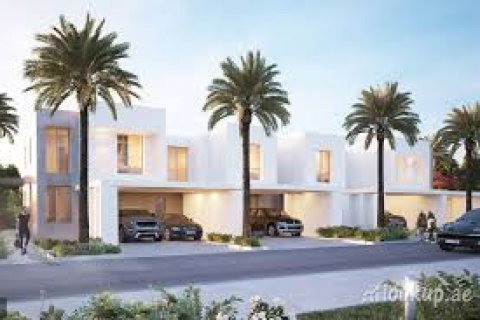 Продажа таунхауса в Дубай Хилс Эстейт, Дубай, ОАЭ 4 спальни, 222м2, № 1448 - фото 10