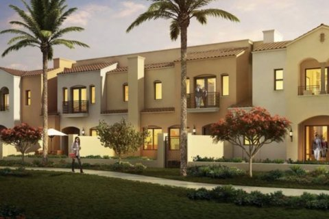 Продажа виллы в Дубае, ОАЭ 3 спальни, 75м2, № 1644 - фото 2