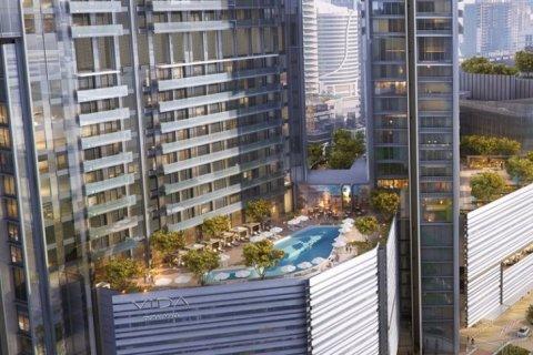 Продажа квартиры в Даунтауне Дубая, Дубай, ОАЭ 1 спальня, 71м2, № 1400 - фото 5