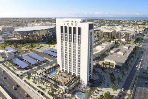 Продажа апартаментов в отеле в Дубае, ОАЭ 25м2, № 1572 - фото 1