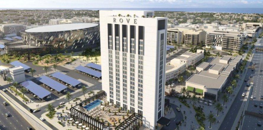 Апартаменты в отеле в Дубае, ОАЭ 25м2, №1572