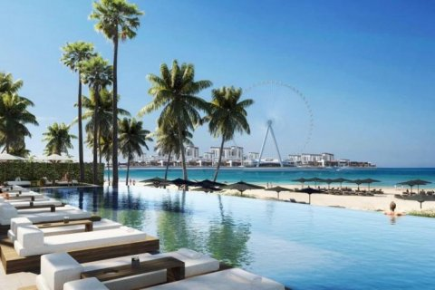 Продажа квартиры в Джумейра Бич Резиденс, Дубай, ОАЭ 4 спальни, 300м2, № 1388 - фото 6
