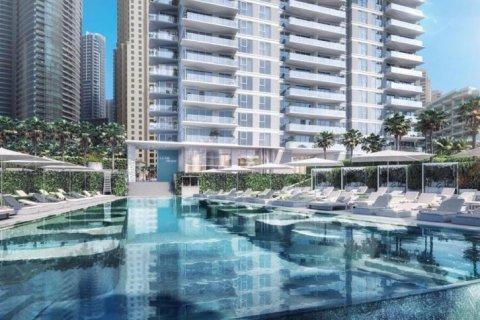 Продажа квартиры в Джумейра Бич Резиденс, Дубай, ОАЭ 4 спальни, 300м2, № 1388 - фото 1