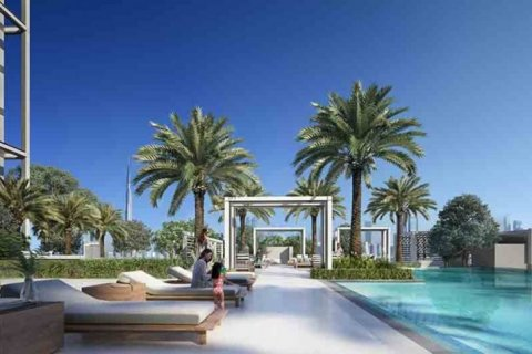 Продажа квартиры в Dubai Creek Harbour (The Lagoons), Дубай, ОАЭ 2 спальни, 99м2, № 1606 - фото 3