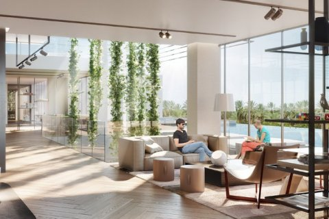 Продажа квартиры в Мохаммед Бин Рашид Сити, Дубай, ОАЭ 49м2, № 1487 - фото 1