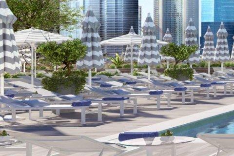 Продажа апартаментов в отеле в Дубае, ОАЭ 25м2, № 1572 - фото 7
