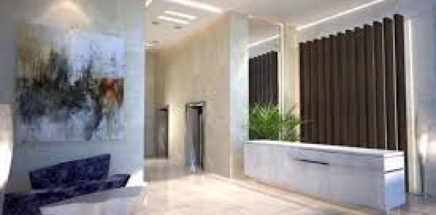 Квартира в Джумейра Вилладж Серкл, Дубай, ОАЭ 1 спальня, 63м2, №1496