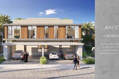 Продажа виллы в Дубай Хилс Эстейт, Дубай, ОАЭ 3 спальни, 272м2, № 1558 - фото 4