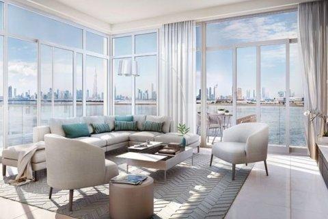 Продажа квартиры в Dubai Creek Harbour (The Lagoons), Дубай, ОАЭ 3 спальни, 138м2, № 1447 - фото 1