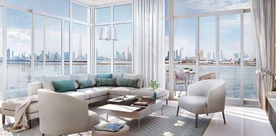 Квартира в Dubai Creek Harbour (The Lagoons), Дубай, ОАЭ 3 спальни, 138м2, №1447