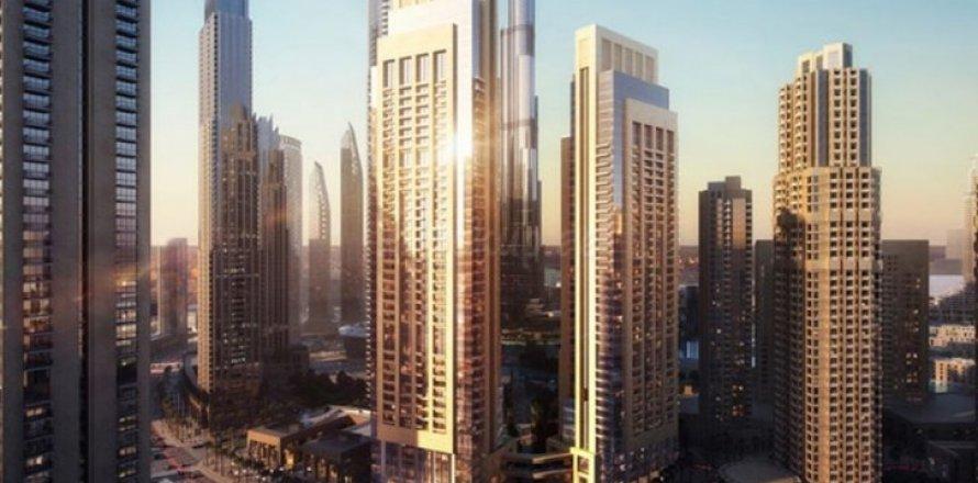 Квартира в Даунтауне Дубая, Дубай, ОАЭ 2 спальни, 104м2, №1547
