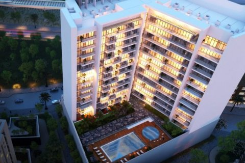 Продажа квартиры в Джабаль-Али, Дубай, ОАЭ 1 спальня, 29м2, № 1377 - фото 2