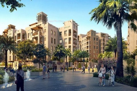 Продажа квартиры в Джумейре, Дубай, ОАЭ 1 спальня, 82м2, № 1665 - фото 3