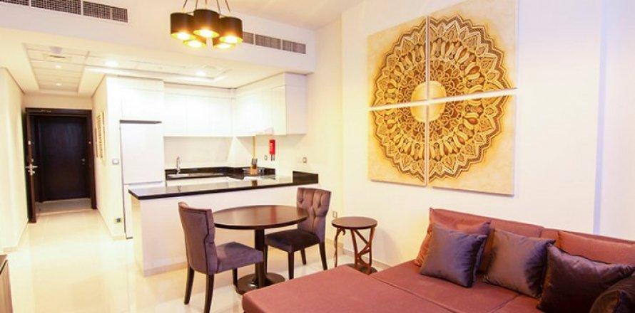 Квартира в Джумейра Вилладж Серкл, Дубай, ОАЭ 2 спальни, 105м2, №1382