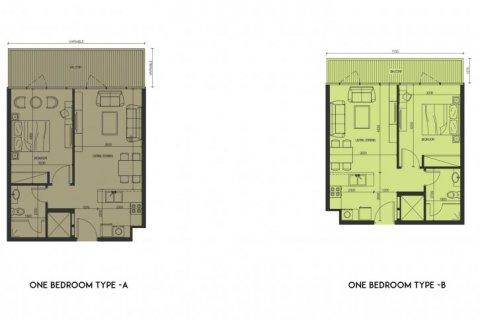 Продажа квартиры в Джабаль-Али, Дубай, ОАЭ 1 спальня, 29м2, № 1377 - фото 12
