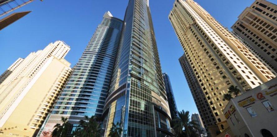 Квартира в Дубай Марине, Дубай, ОАЭ 3 спальни, 208м2, №1679
