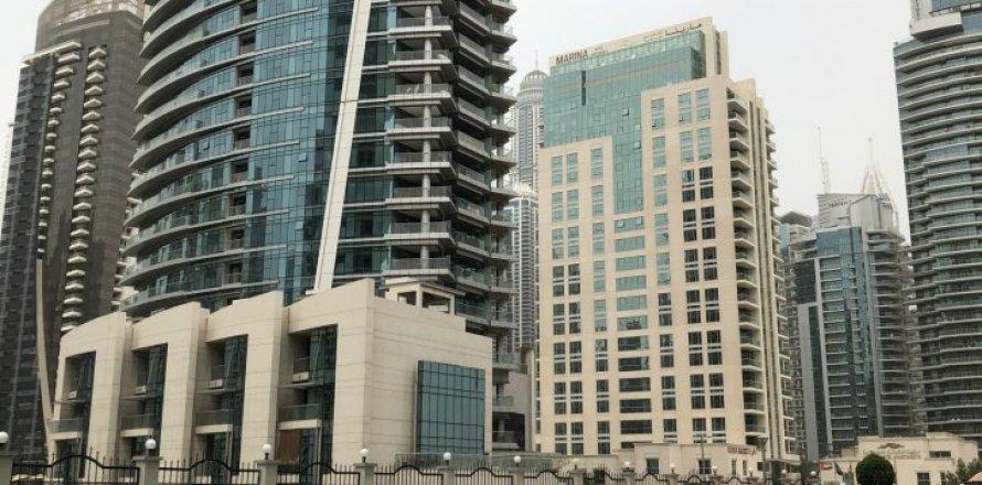 Квартира в Дубай Марине, Дубай, ОАЭ 1 спальня, 75м2, №1685