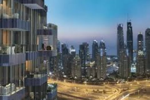 Продажа квартиры в Джумейра Лейк Тауэрс, Дубай, ОАЭ 1 спальня, 72м2, № 1376 - фото 1