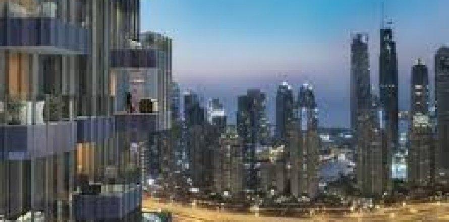 Квартира в Джумейра Лейк Тауэрс, Дубай, ОАЭ 1 спальня, 72м2, №1376
