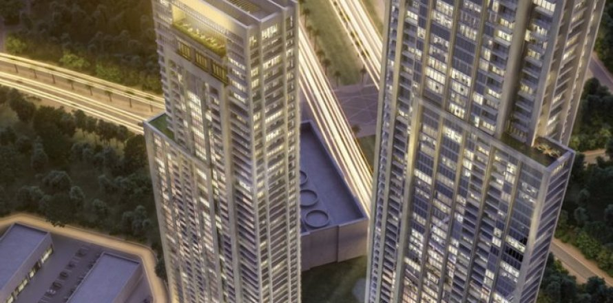 Квартира в Даунтауне Дубая, Дубай, ОАЭ 4 спальни, 224м2, №1407