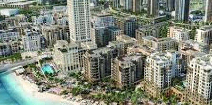 Квартира в Dubai Creek Harbour (The Lagoons), Дубай, ОАЭ 3 спальни, 129м2, №1581